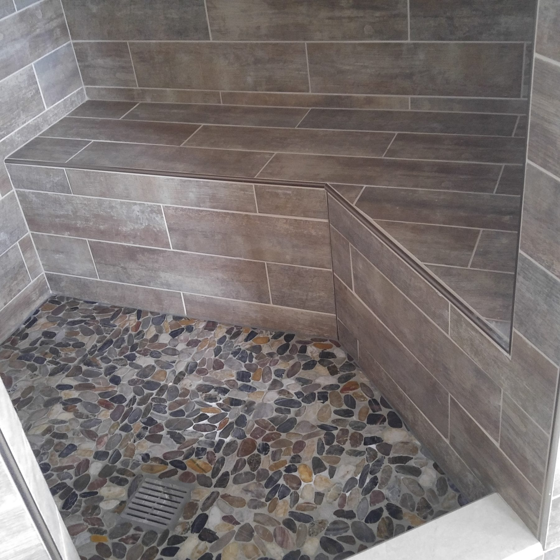 Our Tile Countertop Work Dave S World